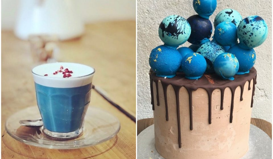 The Balham Brunch Spot That's Obsessed With All Things Blue • The Apple Blue