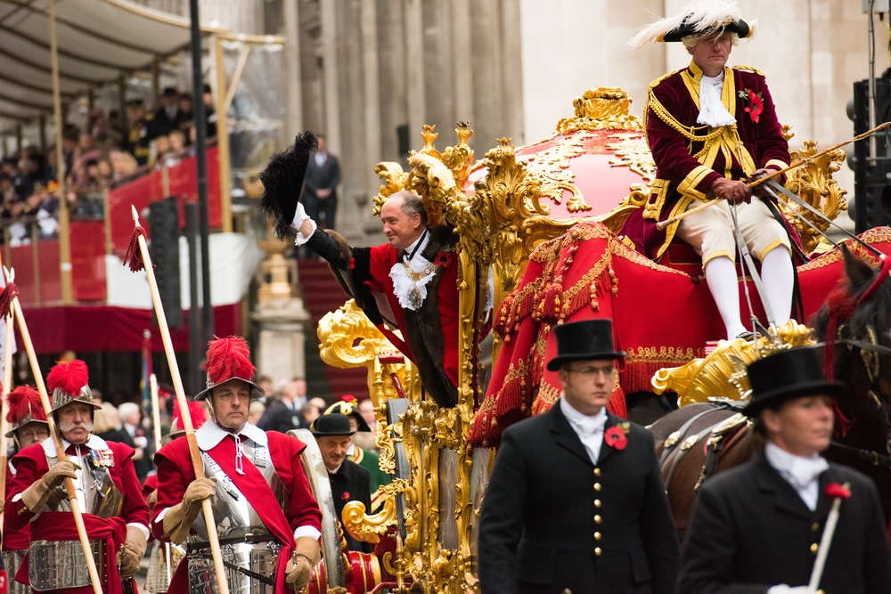 The Lord Mayor's Show Has Been Cancelled For The First Time Since 1852