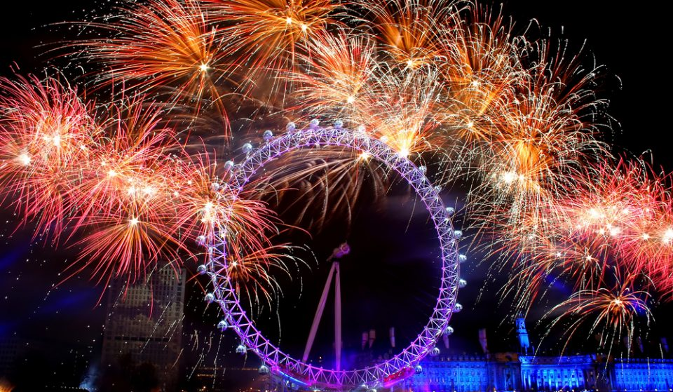 London's Iconic New Year's Eve Fireworks Display Has Been Cancelled For The Second Year Running