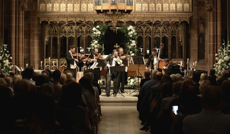 Breathtaking Candlelight Concerts Are Coming To A Beautiful London Cathedral This Month