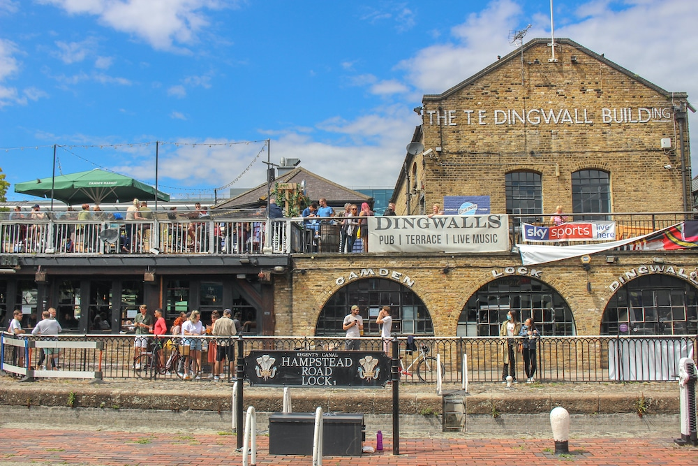 Camden's Famous Music Venue Dingwalls Is Being Renamed