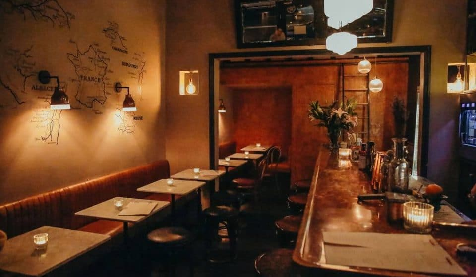 This Fabulously French Cocktail Bar Will Transport You Straight To Paris • Tabac Bar