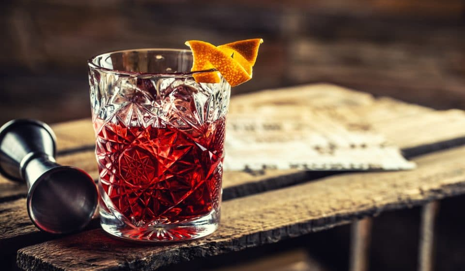 13 Places To Find London's Best Negronis Since It's National Negroni Week