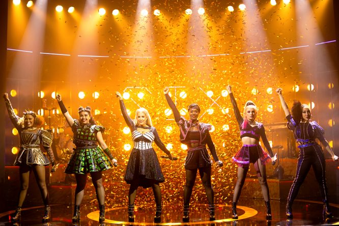 Six musical West End 1