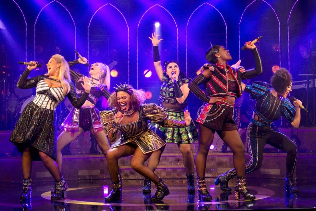 Six musical West End