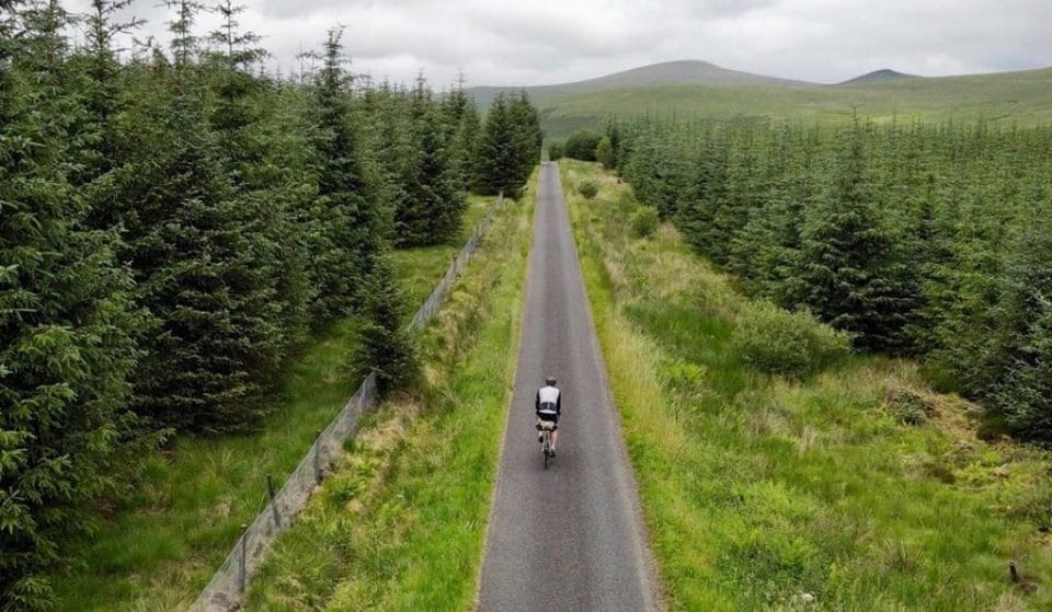 This Boozy Cycle Trail Will Whisk You Away Across The Scottish Countryside