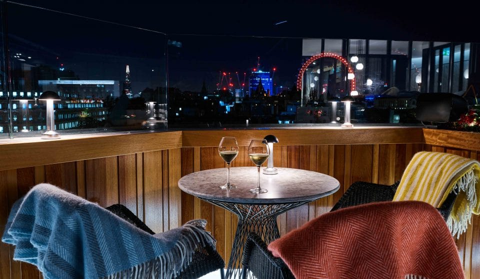 The Luxurious Rooftop Bar With Asian-Inspired Cuisine And Panoramic City Views • The Rooftop