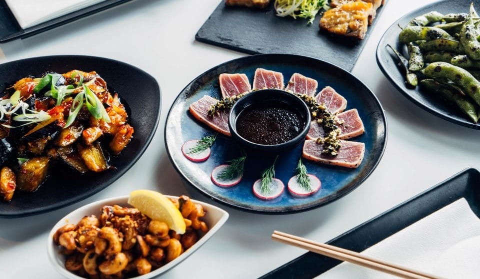 The Pan-Asian Restaurant With Interactive Tables And A Retro Games Room • Inamo