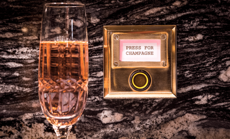 London's Famous 'Press For Champagne' Restaurant Has Launched A Waffle And Bellini Hour