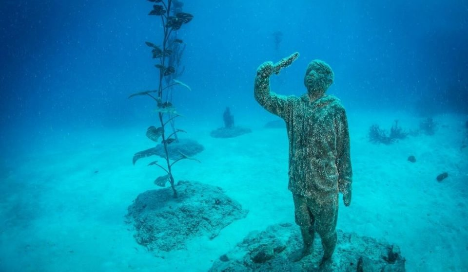 Queensland Has Opened A Museum Of Underwater Art, And It's Pretty Jaw-Dropping