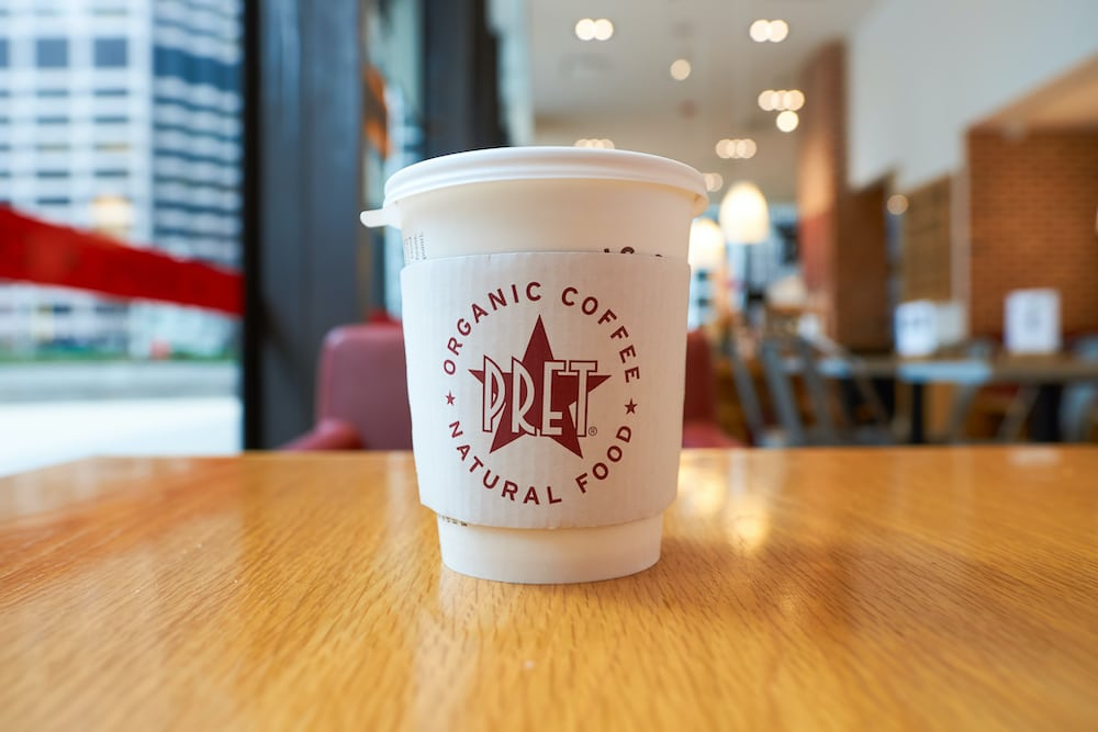 Pret Are Launching A Bottomless Coffee Subscription—And The First Month Is On Them