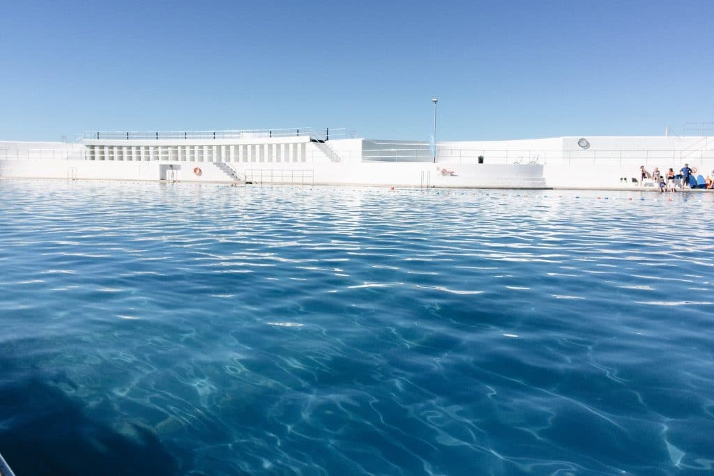 The UK's First Ever Geothermal Lido Is Now Open