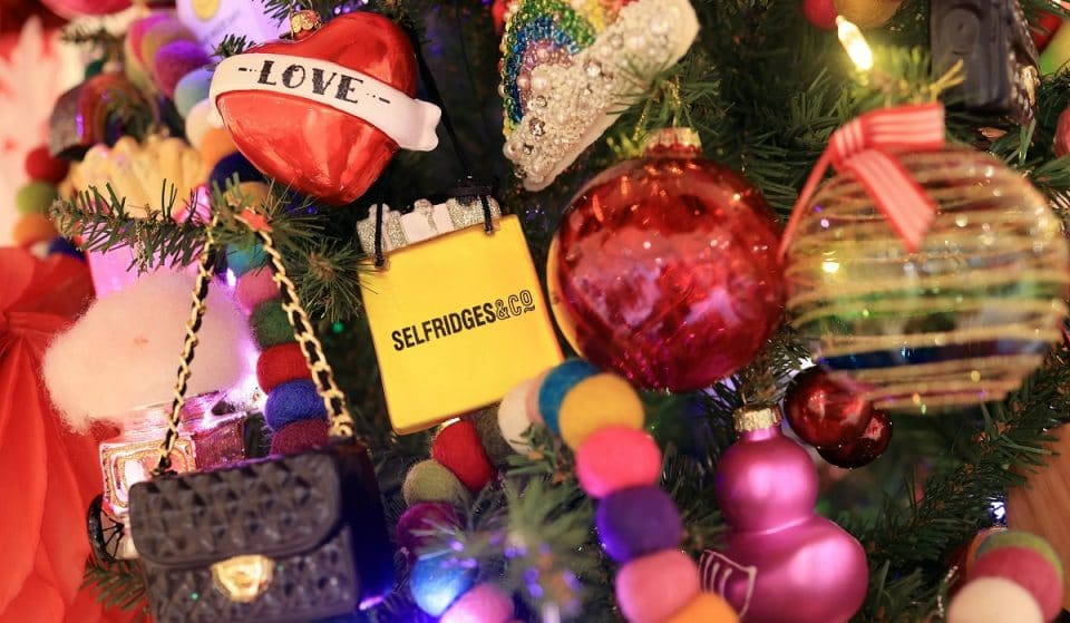 Selfridges Have Just Opened Their Christmas Shop, And It's More Sustainable Than Ever