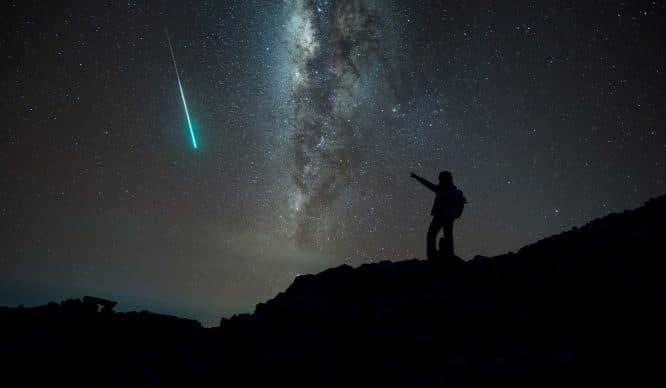 Meteor Showers 1