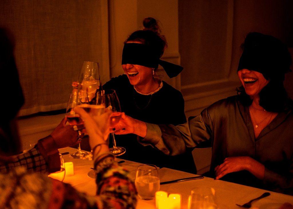 Dining in the Dark