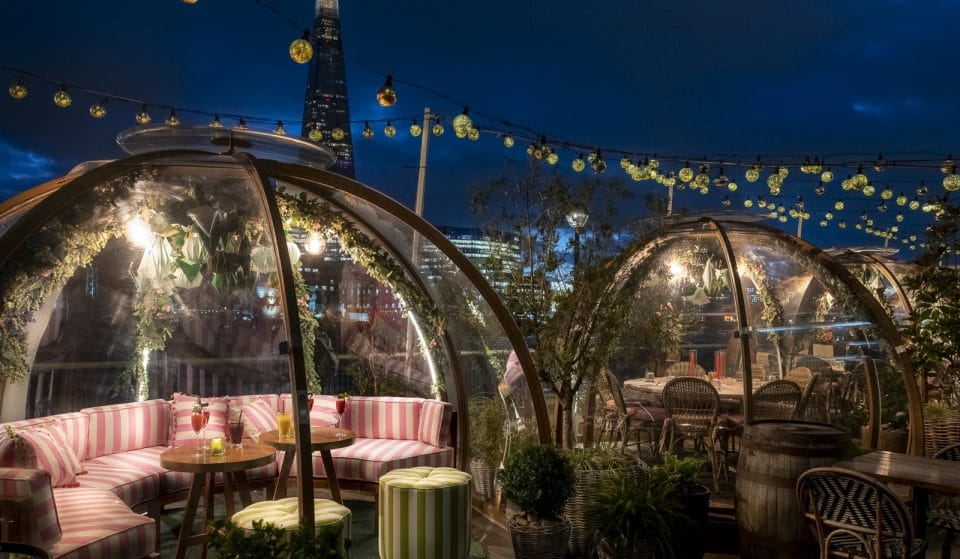 London's Cosy Riverside Igloos Are Coming Back For 2021, And Here's How To Get One