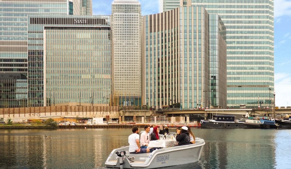Sail The Waters Of London On These Fabulous Picnic Boats