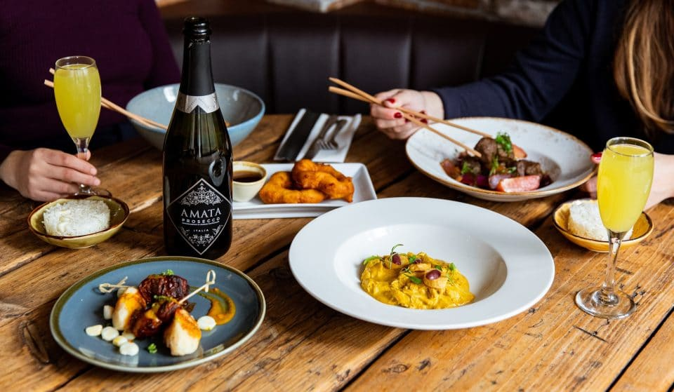 This Japanese-Peruvian Fusion Bottomless Brunch Is The Best Of Both Worlds