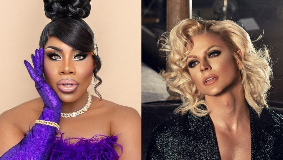 Monét X Change And Courtney Act Will Star In The West End's First All-Drag Murder Mystery This December