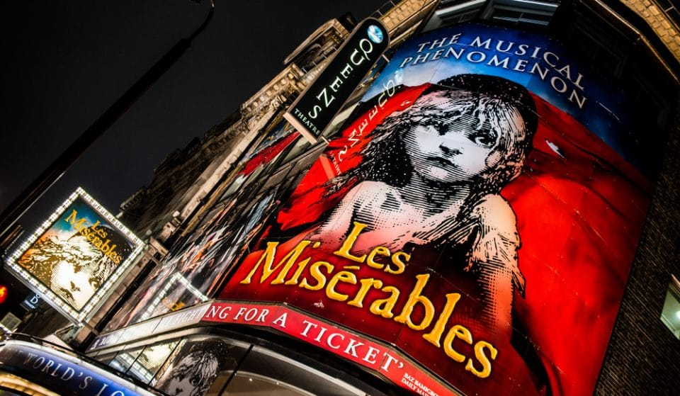 Les Misérables Is Returning To The West End Just In Time For Christmas
