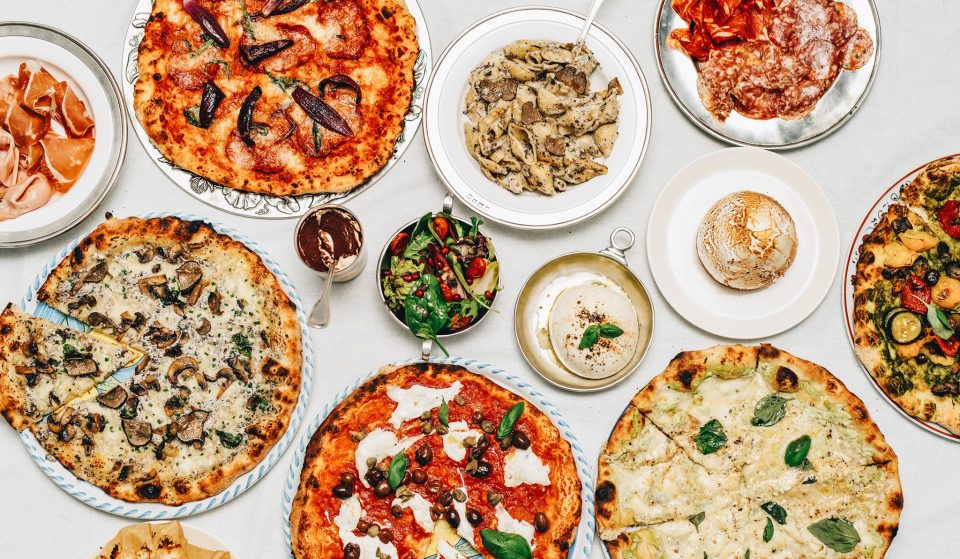 Big Mamma's Circolo Popolare And Gloria Are Among The Top 3 Best Artisan Pizzerias In The World
