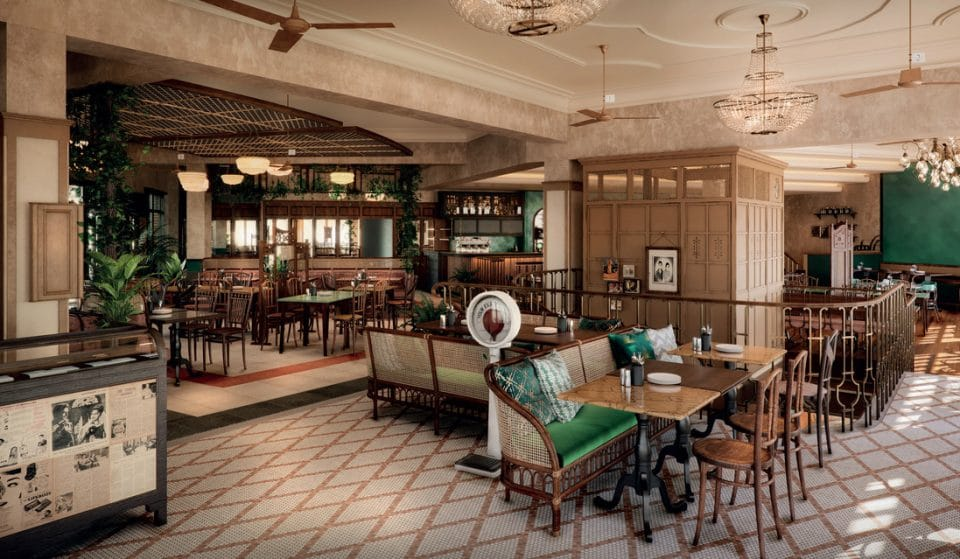 Dishoom Have Given Their Covent Garden Branch A Luxurious Makeover