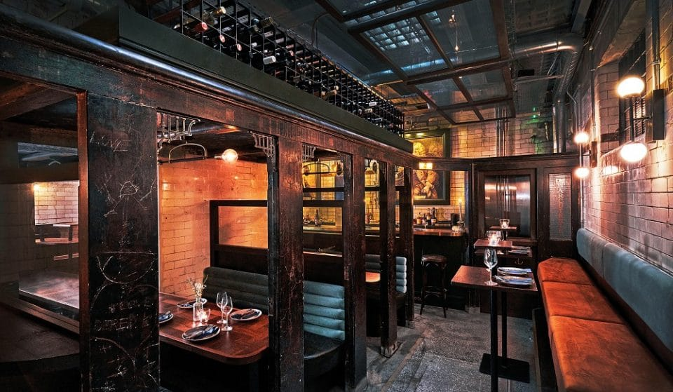 The Bloomsbury Wine Bar Housed In An Old Victorian Toilet • WC Bloomsbury
