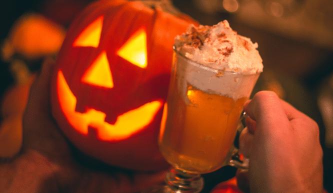 Halloween pumpkin carving 5