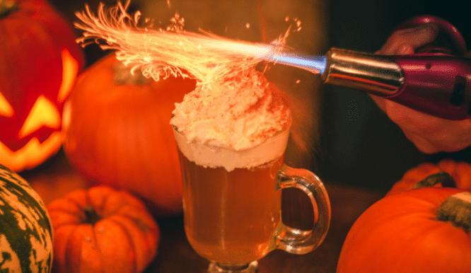 Halloween pumpkin carving 4