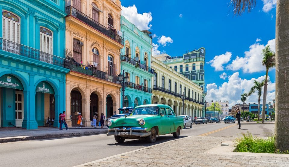 A Havana-Inspired Cocktail Bar Will Open In London This October