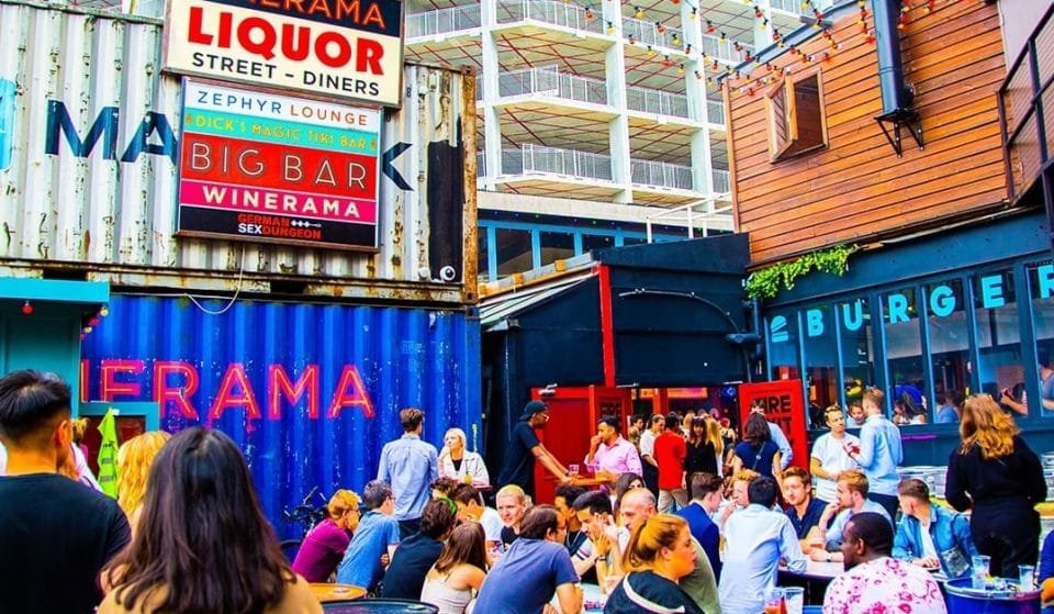 Shoreditch Street Eats Hangout Dinerama Is Closing For Good This Weekend