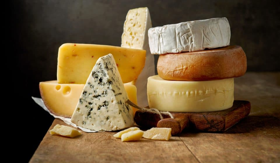 The Geniuses Behind London's Cheese Bar Have Opened A Brand New Cheese Shop