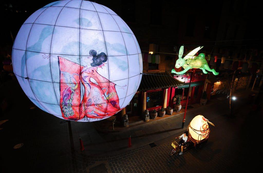 Chinatown lantern