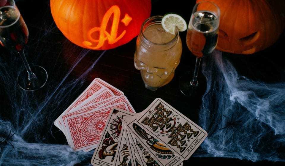 Peer Into Your Future At This Mystic Tarot Bottomless Brunch