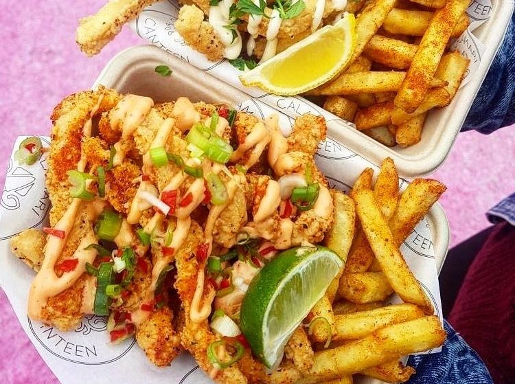 A Delicious New Street Food Market Will Open In The West End Next Week