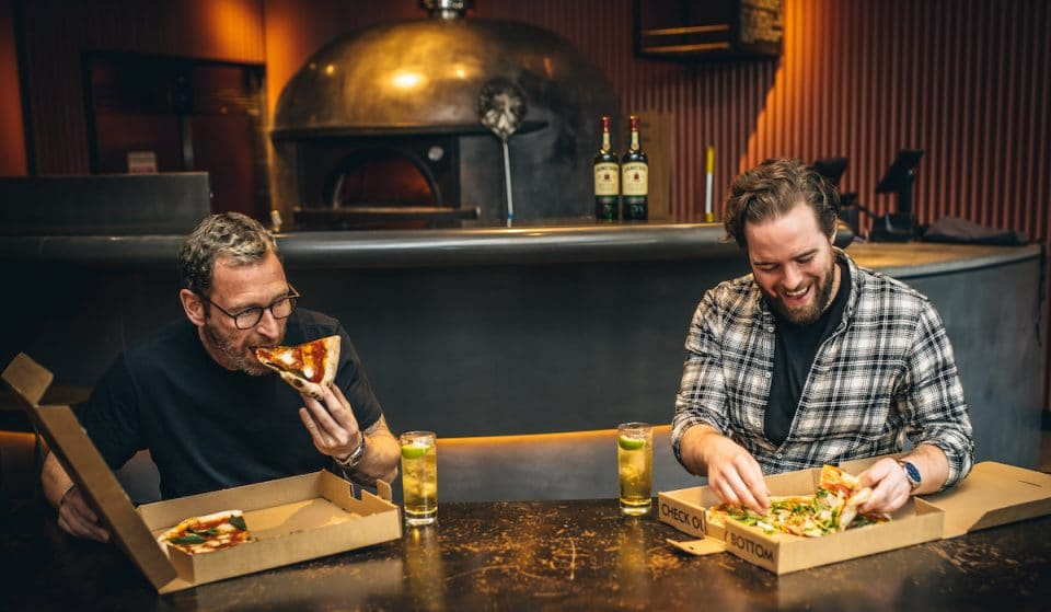 These DIY Homeslice Pizza And Jameson Whiskey Kits Are Mouthwateringly Good