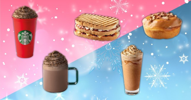 Starbucks Are Adding A Friends-Inspired Gravy Layer Sandwich To Their Christmas Menu