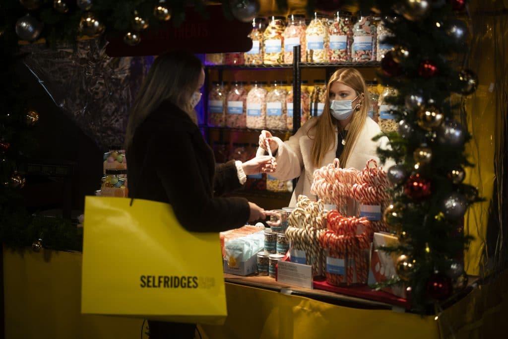 Selfridges Christmas Market