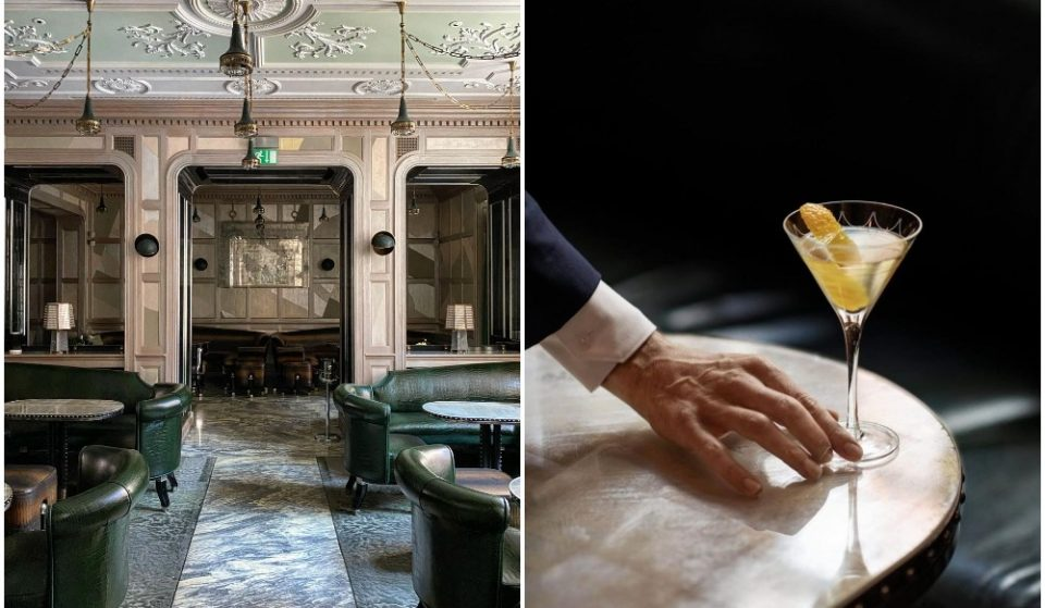 London Is Officially Home To The World's Best Cocktail Bar