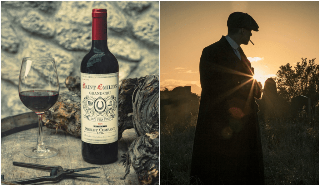 This French Vineyard Has Begun Producing The Official Peaky Blinders Wine