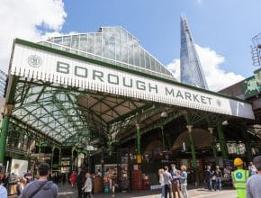 Borough Market Will Continue To Make Face Masks Compulsory After 'Freedom Day'