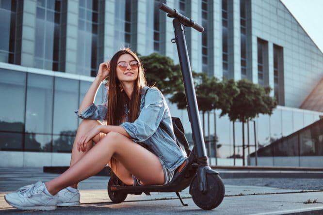 E-Scooter 2
