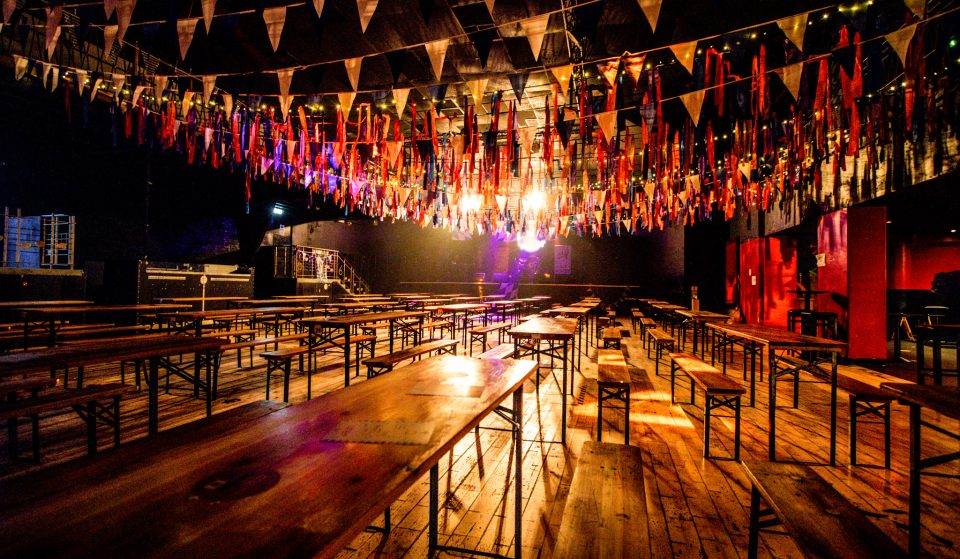 A Massive Bavarian Beer Hall Will Pop Up In Camden This Christmas