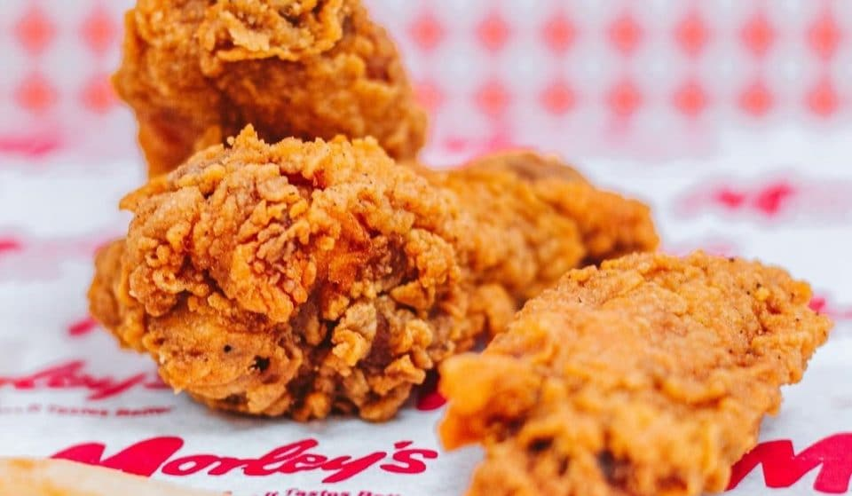 Cult South London Fried Chicken Shop Morley's Is Heading North