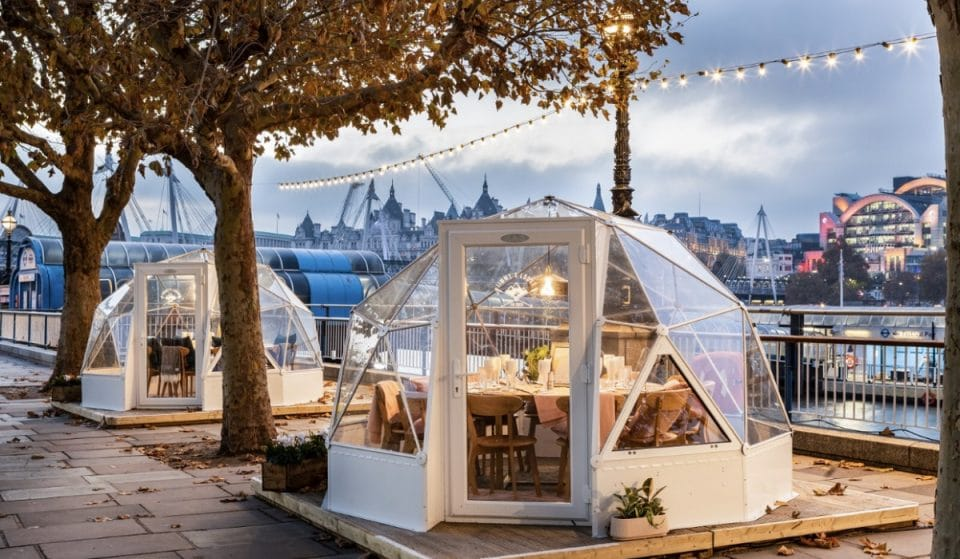 This Cosy Alpine Experience On London's South Bank Is Back For The Winter