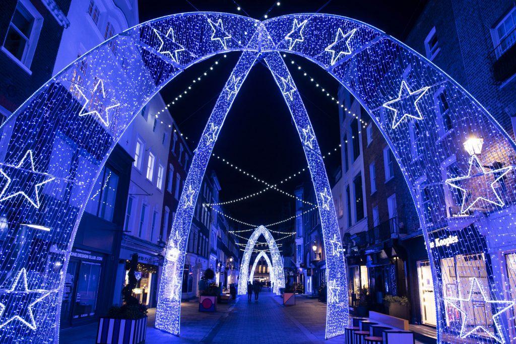Mayfair Belgravia lights 2