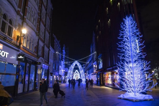 Mayfair Belgravia lights 3