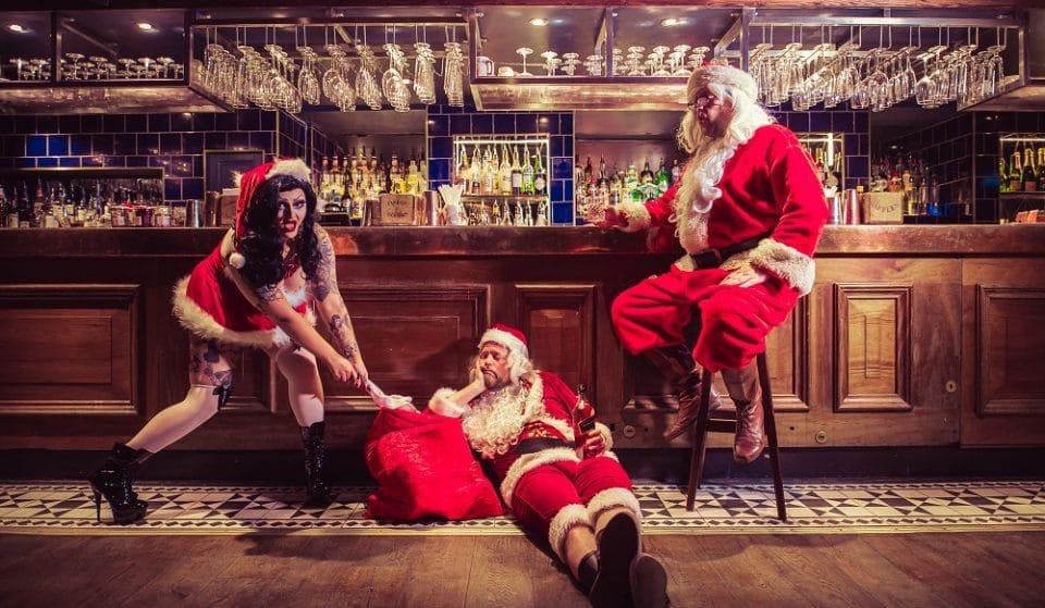 Christmas Gets Naughty At Bar Elba's Raucous Xmas Bottomless Brunch