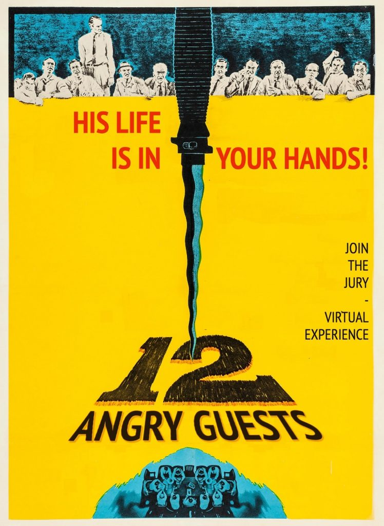 12 Angry Guests