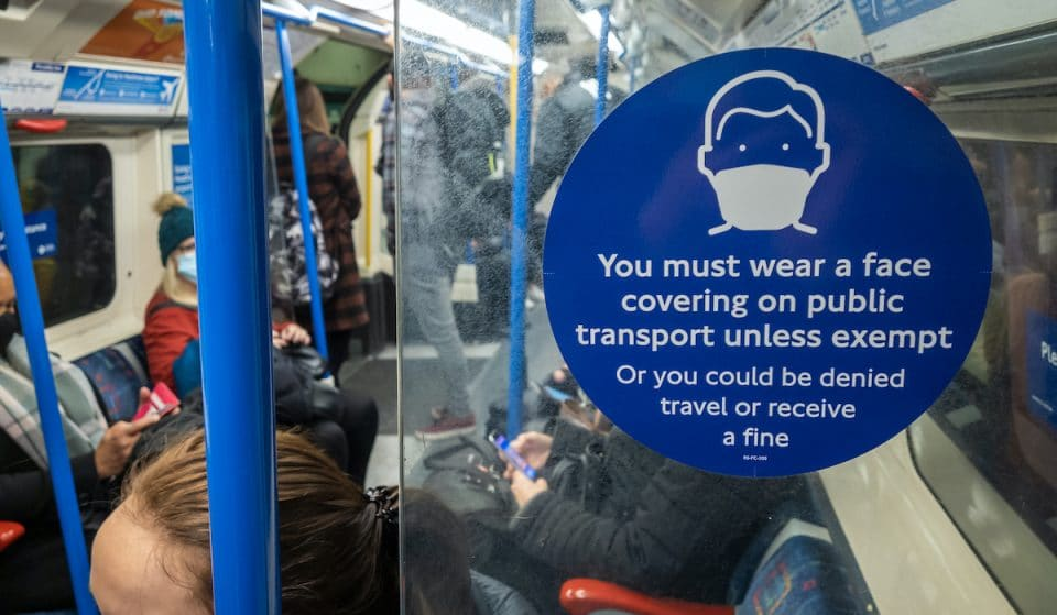Masks Will Remain Compulsory On Tubes And Buses After July 19, Sadiq Khan Says